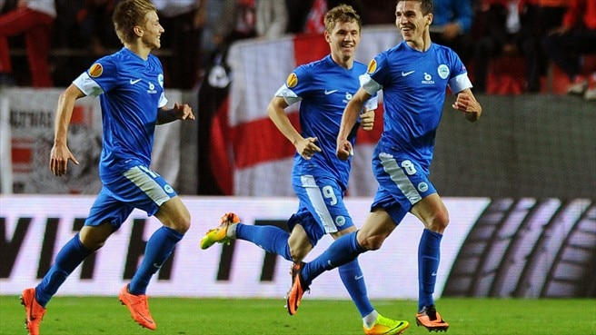 Liberec delighted with a 'great point' at Sevilla