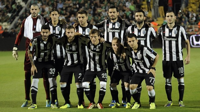 PAOK FC Team Group
