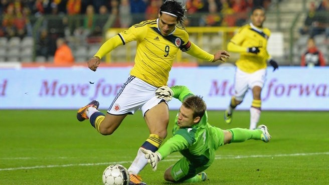 Colombia provide Belgium with reality check