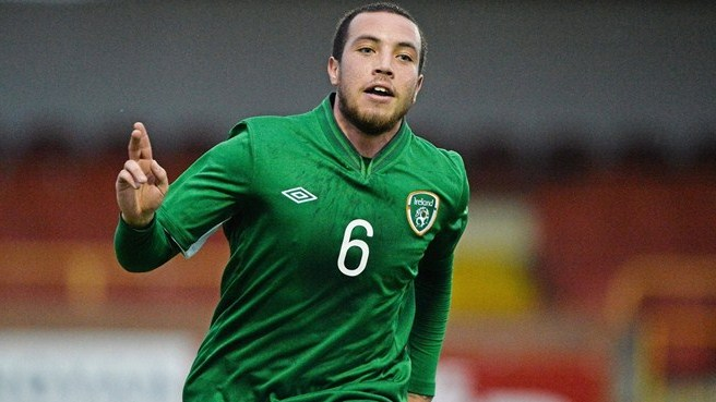 Samir Carruthers (Republic of Ireland)