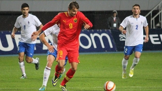 FYROM clinch first win against Azerbaijan