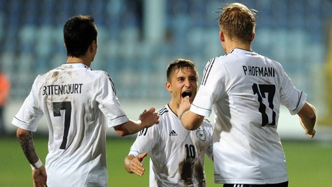 Hofmann earns Germany draw in Montenegro