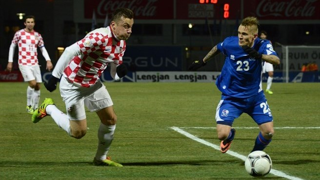 Olić vows Croatia will 'attack from kick-off'