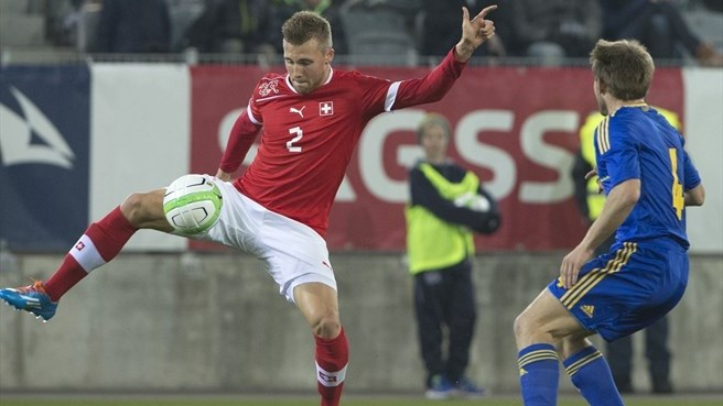 On-form Swiss cruise past Liechtenstein