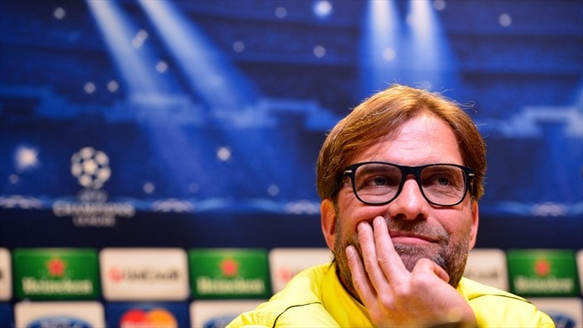 Dortmund's Klopp wary of wounded Marseille
