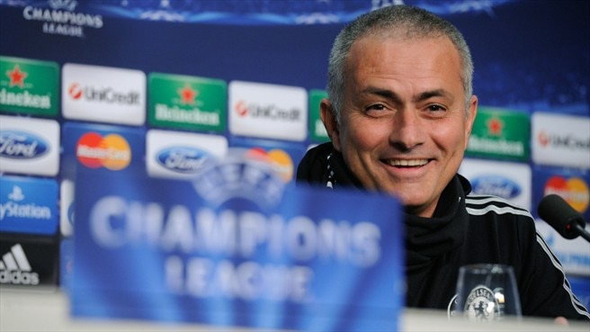 Relaxed Mourinho insists pressure is on Basel