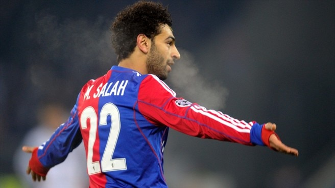 Chelsea swoop for Salah from Basel