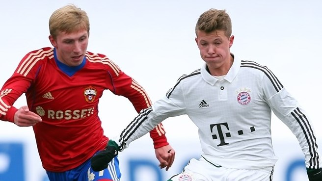 Five more through from Youth League group stage