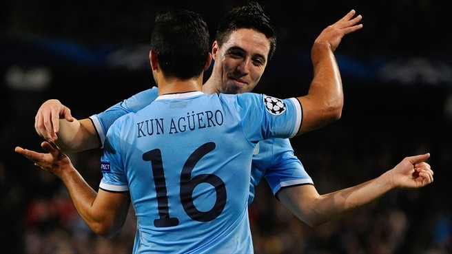 City home form cheers Nasri