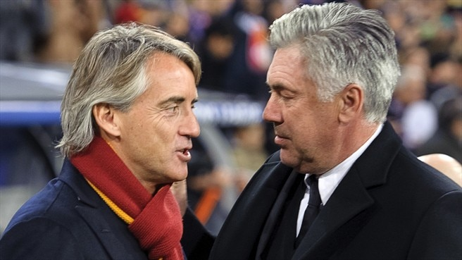 Ancelotti heartened by desire of ten-man Madrid