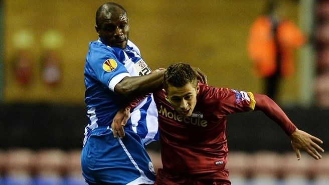 Zulte Waregem snatch win at Wigan