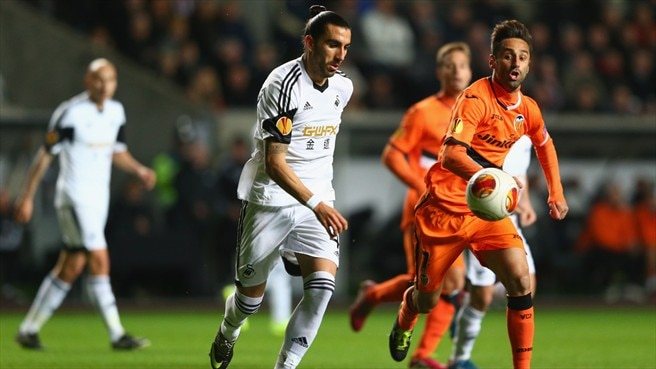 Valencia pleased with job well done at Swansea
