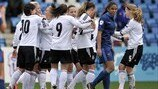 Germany revel in 4-0 success