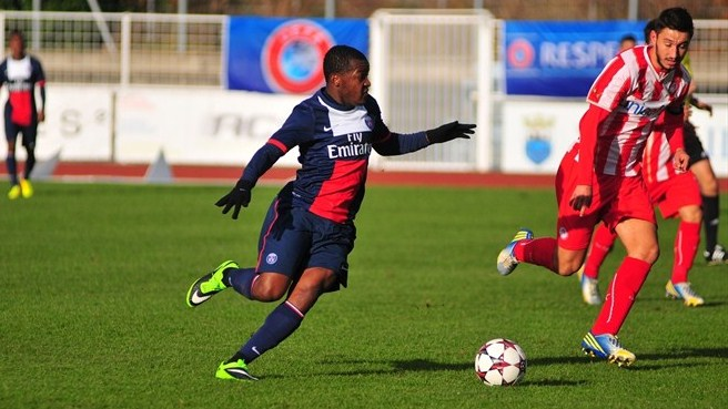 Hervin Ongenda (Paris Saint-Germain)