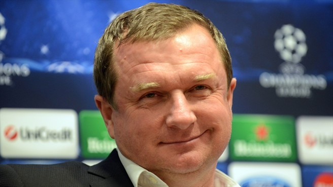 Vrba hopes Plzeň can deliver parting shot at CSKA