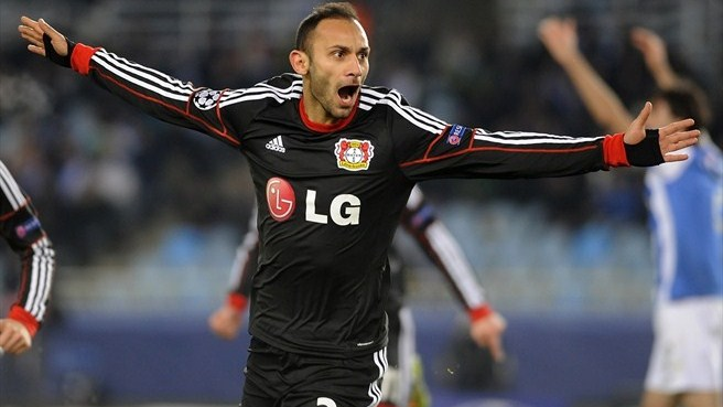 Leverkusen tie down Toprak on long-term contract