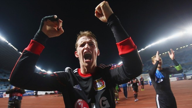 Leverkusen resolve impresses Hyypiä