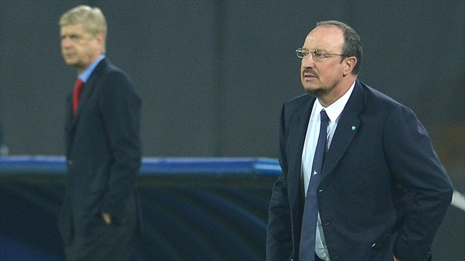 Benítez 'proud' of Napoli's nearly campaign
