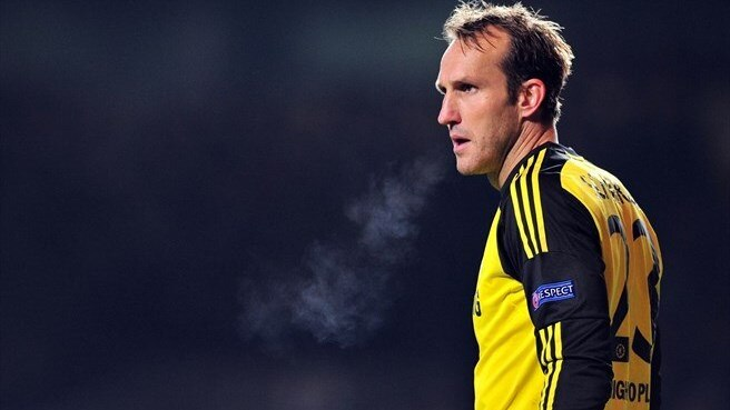Schwarzer emotion after Chelsea tournament bow