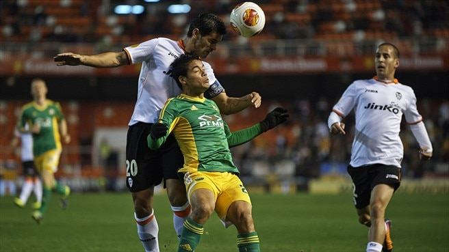 Kuban exit after Valencia draw