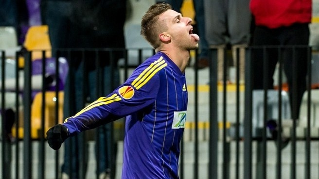 Filipovič stunner sends Maribor through
