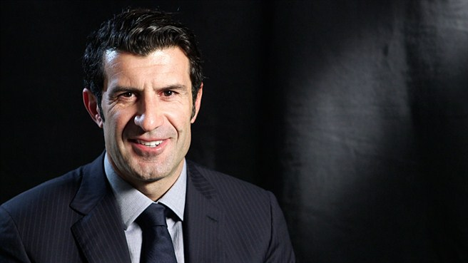 Figo chooses Team of the Year