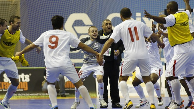 Araz's Gambarov on Baku futsal passion