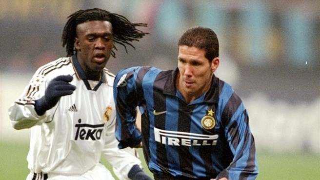 Seedorf and Simeone take rivalry to new stage