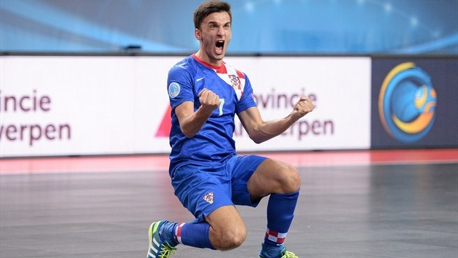 Croatia's Jelovčić lives up to family name