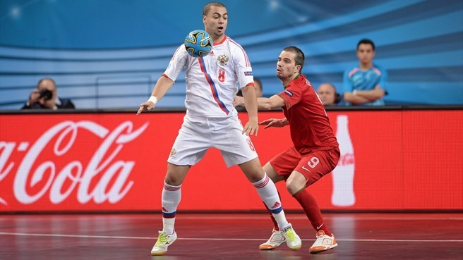 Russia and Portugal play out eight-goal thriller