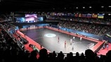 UEFA Futsal EURO group stage round-up