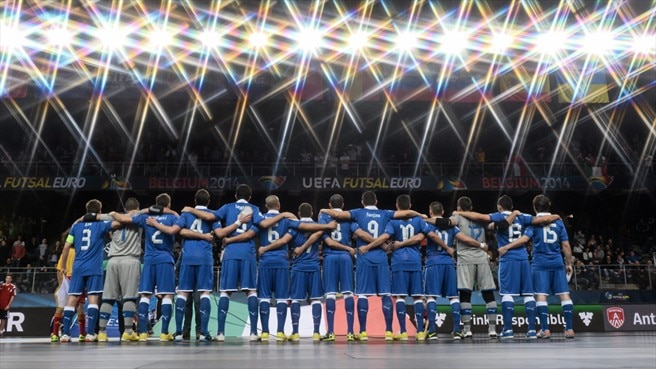 In-form Italy tough for Croatia