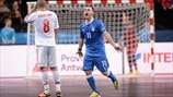 Best goals from UEFA Futsal EURO 2014