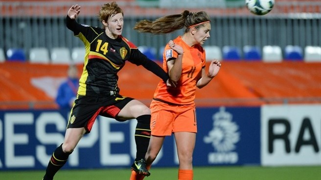 Belgium v Netherlands: Women's EURO facts