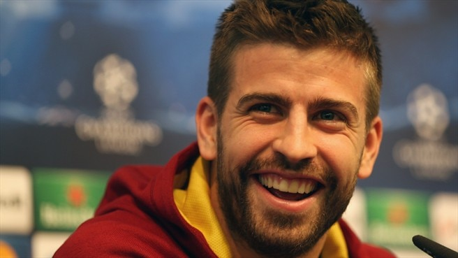 Positive Piqué seeks Barcelona redemption