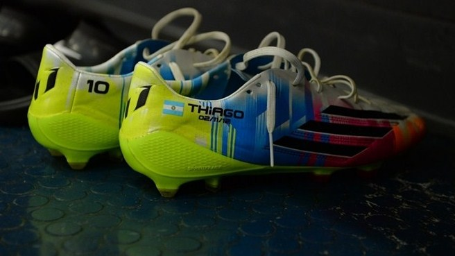 Messi New Boots 2020 Lionel Messi's boots (FC Barcelona)   UEFA Champions League   nav_