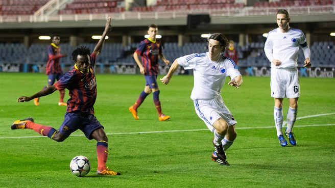 UEFA Youth League: round of 16 form guide