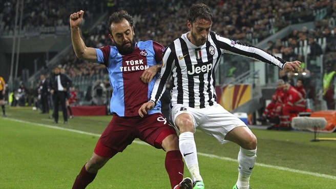 Trabzonspor seek Juventus redress