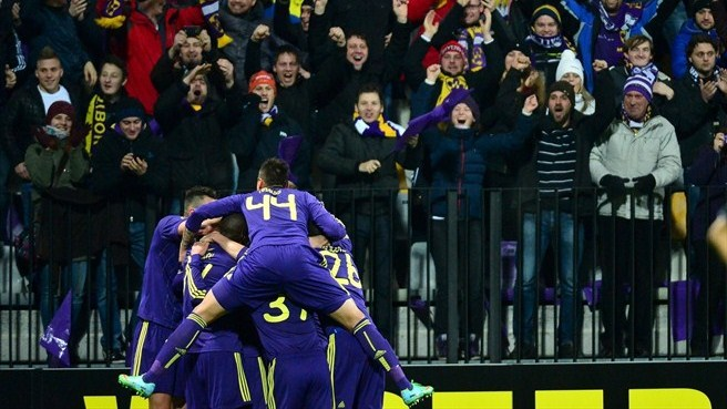 Maribor prove a match for Sevilla