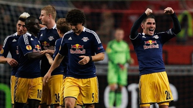 Soriano: Everything went Salzburg's way