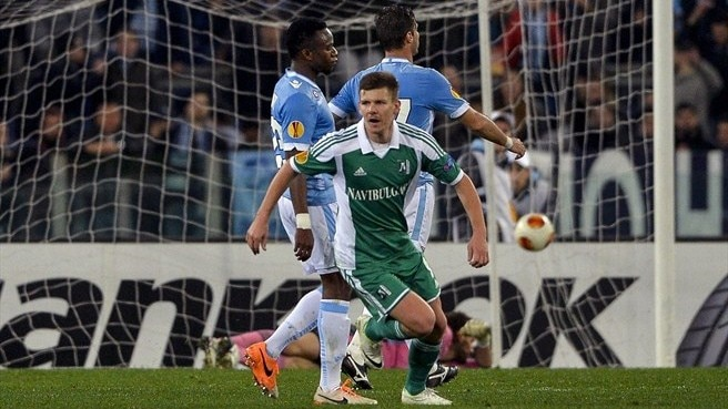 Ludogorets lie in wait for Lazio