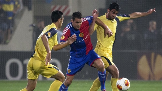 Obstinate Basel stifle Maccabi