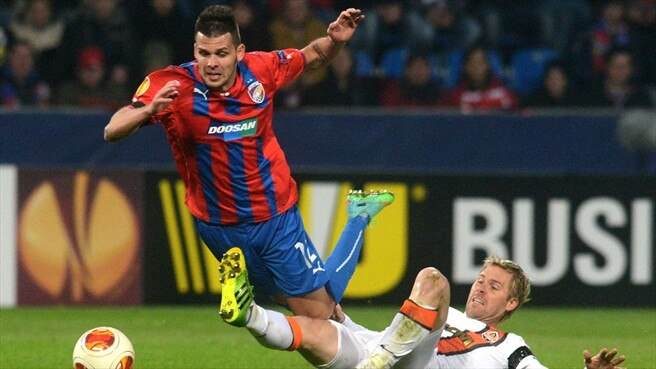 Shakhtar keen to pick off Plzeň