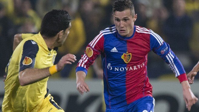 Basel in sight of Maccabi Tel-Aviv double