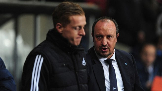 Napoli seek Swansea resolution