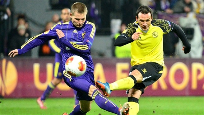 Maribor and Sevilla happy with draw