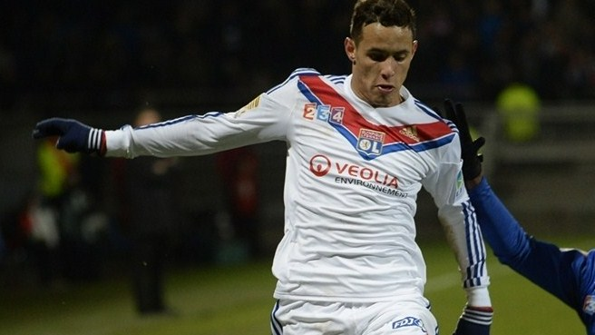 Zeffane proving right choice for Lyon