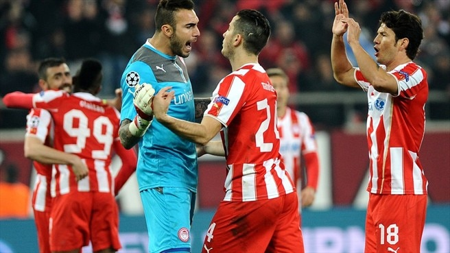 Olympiacos wrap up 41st Greek title