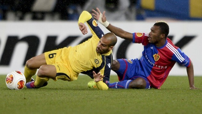 Video: Basel vs Maccabi Tel Aviv