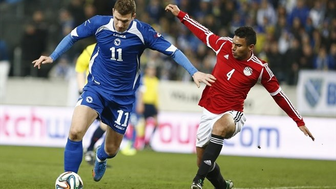 Bosnians underwhelm against Egypt